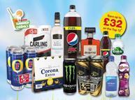 landmark wholesale summer drinks promo