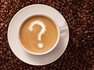 coffee question mark one use