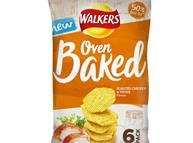 Walkers Oven Baked, Roasted Chicken & Thyme variant