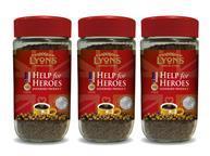 lyons help for heroes coffee