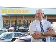 Morrisons croydon manager