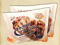 Japan: Caramel Muffish