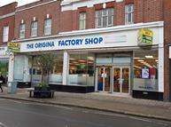 the original factory shop closed