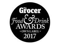 Grocer Owb Label Awards logo 2017
