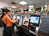 costcutter self checkout