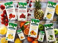 bidfood own label juice range