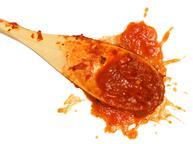 cooking sauce spoon
