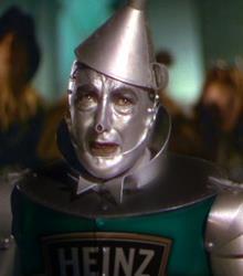 tin man one use