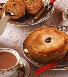 pie cream tea one use