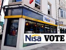 Nisa Vote G