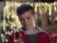 coke christmas ad