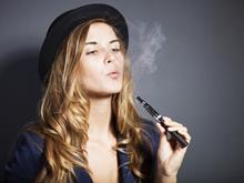 e-cig smoking