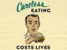 Careless Eating Costs Lives report
