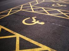 disabled parking credit Flickr user steve p2008 under the Creative Commons Licence 2.0