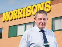 morrisons ty glas manager mark blakeman