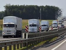 Trucks to Russia