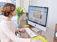 Ocado ordering online