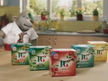 PG Tips herbal teas range