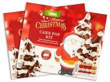 asda christmas cake pops