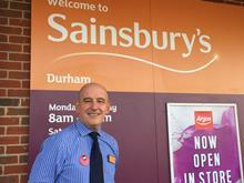 Grocer 33 Sainsbury's Arnison, Pity Me Durham