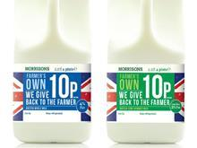 milk for farmers morrisons