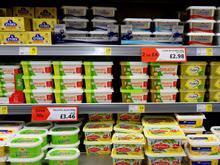butter shelf