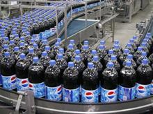 pepsi production line