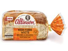 Top products bread Allinson High Fibre White