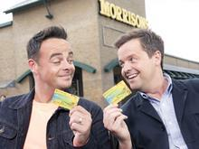 Morrisons Match & More Ant & Dec