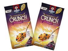 quaker oats wholesome crunch granola