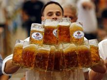 Beer Glasses world record