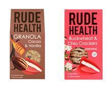 rude health granola and crackers