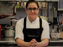 Zoe Simons, development chef at Waitrose_web