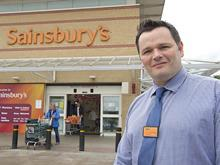 Sainsbury's Woolton manager