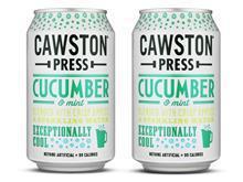 cucumber and mint cawston press