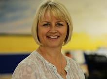 Sally Abbott, Weetabix managing director