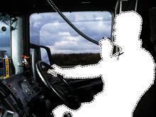 driverless trucks art one use