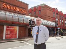 sainsbury's redhill dave curness