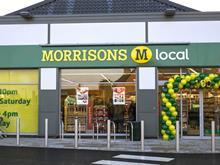 morrisons local preston store