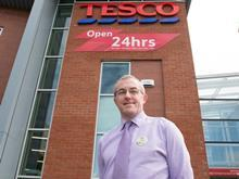pete bailey tesco hockley