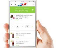jj food service app