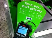 NFC contactless payment
