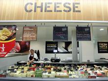 sainsbury's cheese counter