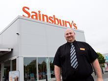 sainsbury's store of the week g33 salford