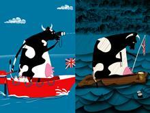 Brexit dairy