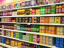 Supermarket Soft Drinks