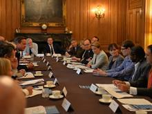 IG roundtable at 10 Downing Street