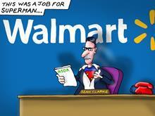 Sean Clarke cartoon