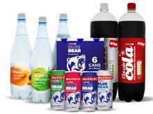 spar soft drinks