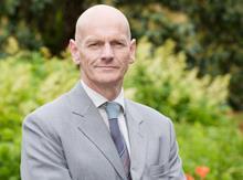 Chris Elliott, of Queen's University, Belfast